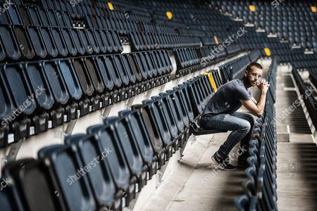 Editorial picture of Anton Hysen in Stockholm, Sweden - 31 Jul 2015