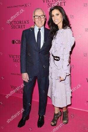 Frank McCourt and Monica McCourt