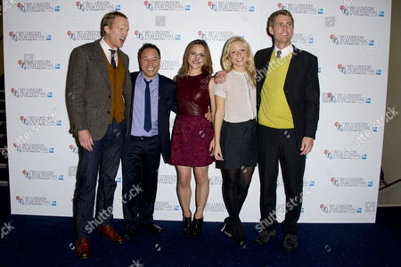 'Blood' Screening During the 56th London Film Festival at Odeon Westend Paul Bettany Stephen Graham Zoe Tapper Naomi Battrick and Director Nick Murphy