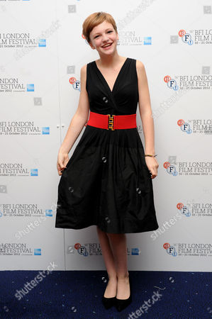 'Broken' Screening at the Odeon Westend During the 56th Bfi London Film Festival Eloise Laurence