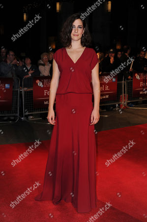 Stock Picture of 'Broken' Screening at the Odeon Westend During the 56th Bfi London Film Festival Zana Marjanovic