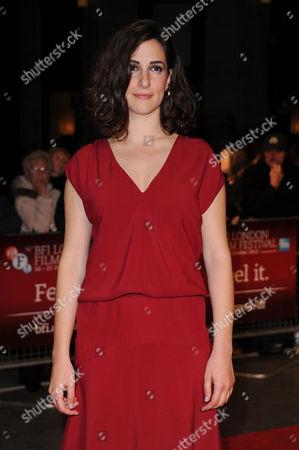 'Broken' Screening at the Odeon Westend During the 56th Bfi London Film Festival Zana Marjanovic