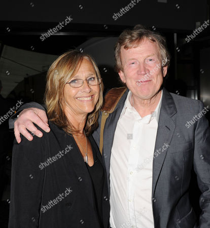 'Cowboys and Aliens' Uk Premiere During Empire Presents Big Screen at the O2 Greenwich Duncan Heath with His Ex-wife Hilary Dwyer