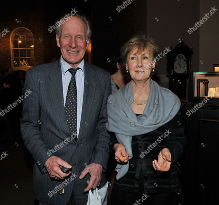 Stock Picture of 'Jerusalem the Biography A Fresh History of the Middle East' Book Launch Party at Asprey New Bond Street Mayfair Charles and Patti Palmer-tomkinson