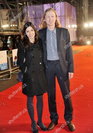 'Submarine' London Premiere at the Bfi Southbank Joe Dunthorne