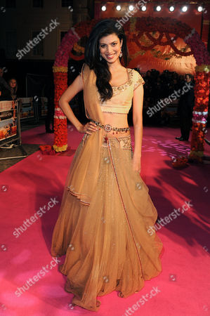 'The Best Exotic Marigold Hotel' Premiere at the Curzon Mayfair Tina Desai