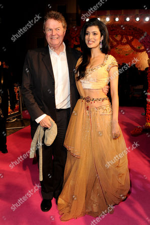 'The Best Exotic Marigold Hotel' Premiere at the Curzon Mayfair John Madden and Tina Desai