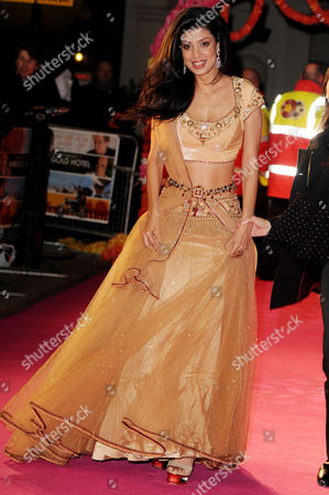 Editorial picture of 'The Best Exotic Marigold Hotel' Premiere' - 07 Feb 2012