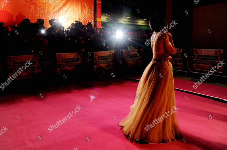 Stock Photo of 'The Best Exotic Marigold Hotel' Premiere at the Curzon Mayfair Tina Desai