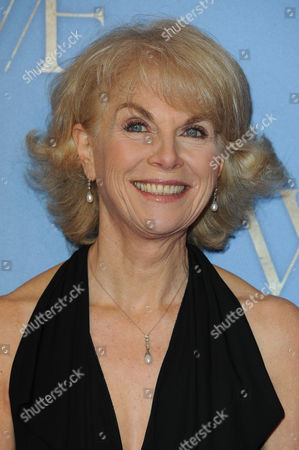 Stock Picture of 'W E' Premiere at the Odeon Kensington High Street Anne Sebba