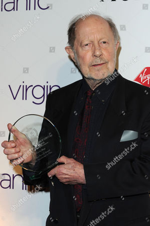 32nd Critics Circle Awards at the Bfi Southbank - Press Room Nicolas Roeg with the 'Dilys Powell Award' For Excellence in Film