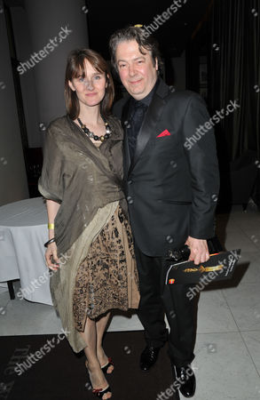 A Post-awards Gala Party Following the Olivier Awards 2011 at the Waldorf Hilton Aldwych London Roger Allam & His Wife Rebecca Saire