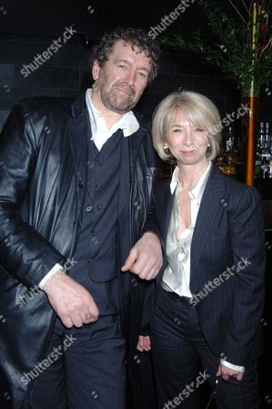 Afterparty For 'Bluebird' at the Mint Leaf Restaurant Clive Russell and Helen Worth