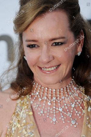 Amfar Arrivals at Eden Roc During the 65th Cannes Film Festival Caroline Gruosi-scheufele