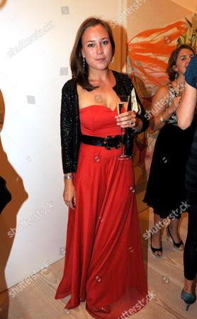 Editorial photo of Art For Starlight Party in Aid of Starlight Children's Foundation Granting Wishes For Seriously Ill Children at the Saatchi Gallery, Duke of York's Square - 26 Sep 2009