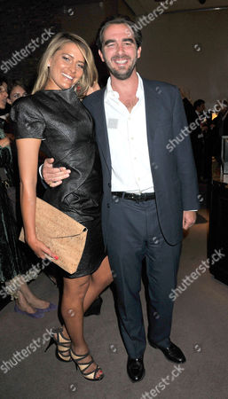 Editorial image of Asprey, New Bond Street Host A Party to Celebrate Taki's 35 Years Writing His High Life Column in the Spectator - 08 Jun 2011
