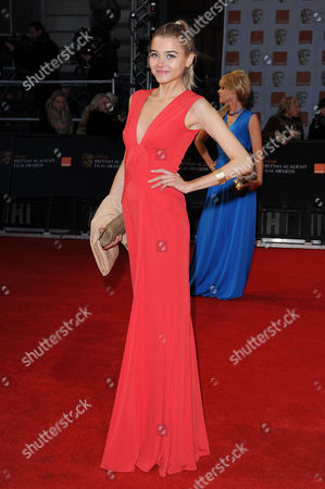British Academy Film Awards 2012 Inside Access Arrivals at the Royal Opera House Sally Farmiloe with Her Daughter Jade