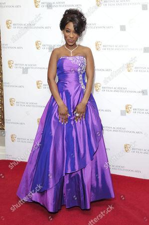 British Academy of Film and Television Children Awards Arrivals at the Hilton Park Lane Kemi Majeks