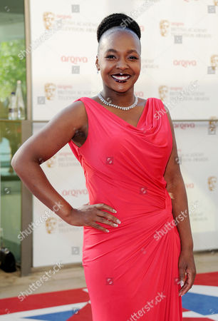 Arqiva 2012 British Academy Television Awards - Arrivals Nadine Marshall