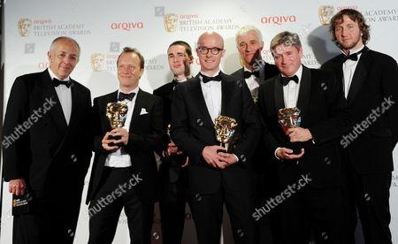Editorial photo of Bafta Television Awards - 27 May 2012