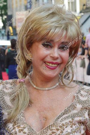 British Academy Television Awards at the Theatre Royal Drury Lane Sally Farmiloe