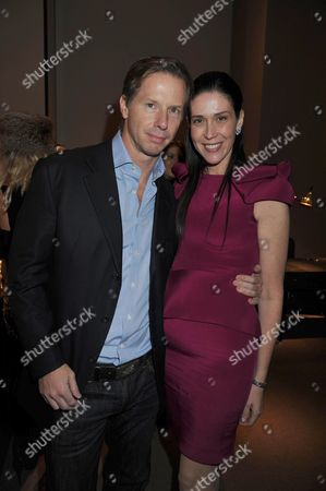 Book Launch of Invisible at Asprey New Bond Street Mayfair London Christopher Getty & the Books Author Countess Nathalie Von Bismarck