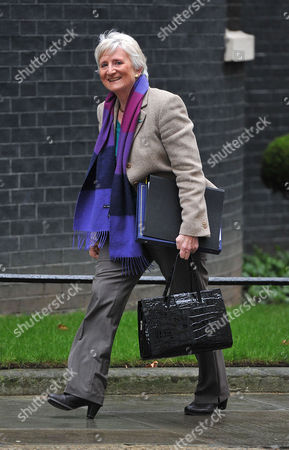 Cabinet Meeting at Number 10 Downing Street Westminster Baroness Neville-jones of Hutton Roof