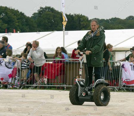 30 08 15 Carfest South 2015 at Laverstoke Park Farm Jody Scheckter