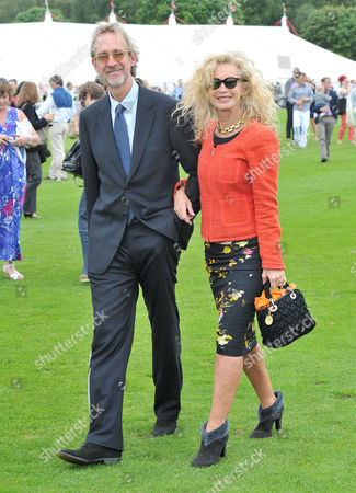 Cartier Queens Cup Polo at Smiths Lawn Windsor Mike and Angie Rutherford