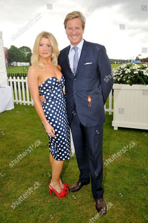 Editorial photo of Cartier Queens Cup Polo at Smiths Lawn Windsor - 17 Jun 2012