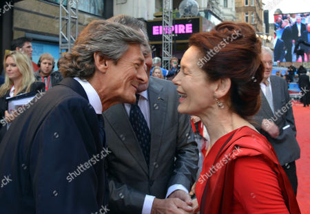 'Chariots of Fire' Great British Premiere at the Empire Leicester Square Nigel Havers Ben Cross and Alice Krige