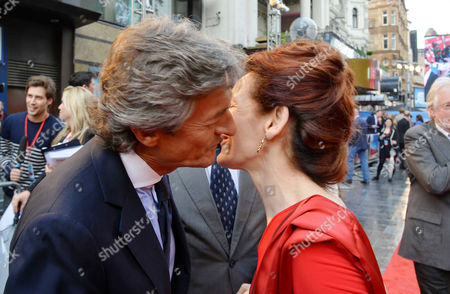'Chariots of Fire' Great British Premiere at the Empire Leicester Square Nigel Havers and Alice Krige