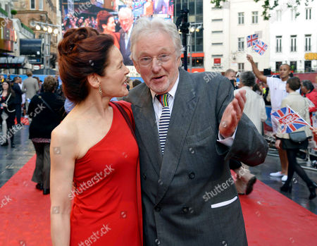 'Chariots of Fire' Great British Premiere at the Empire Leicester Square Alice Krige and Hugh Hudson