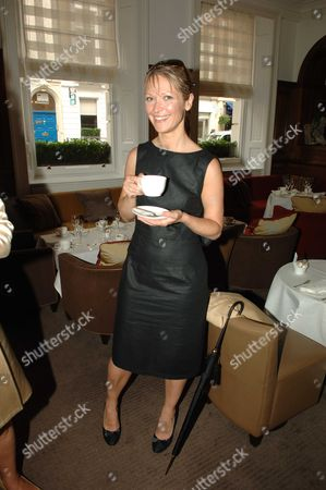 Country Life Magazine Hold A Tea Party at Browns Hotel Albermare Street London to Launch Their Latest Issue Naomi Cleaver
