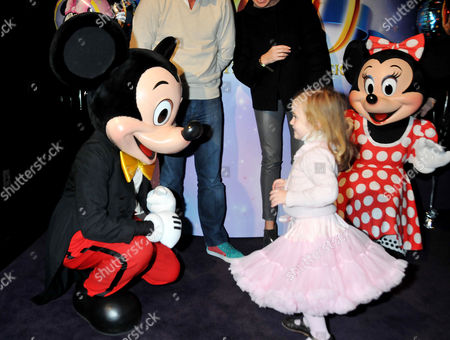 Editorial picture of Disney On Ice, 100 Years of Magic Vip Launch Night at the O2, Peninsula Square - 20 Oct 2010