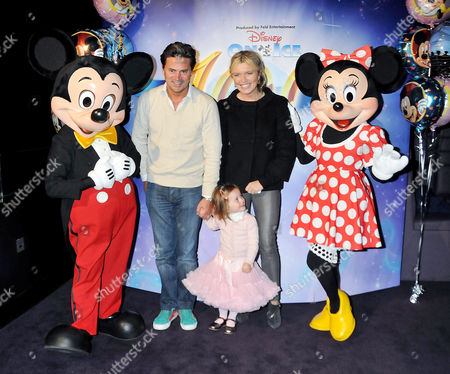 Editorial photo of Disney On Ice, 100 Years of Magic Vip Launch Night at the O2, Peninsula Square - 20 Oct 2010