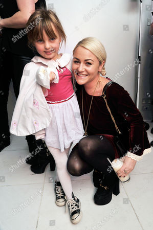 English National Ballet's the Nutcracker Reception at St Martin's Lane Hotel Betty Lowe and Jaime Winstone