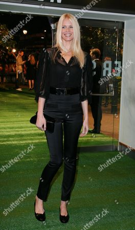 European Premiere of 'Stardust' at the Odeon Leicester Square Claudia Schiffer