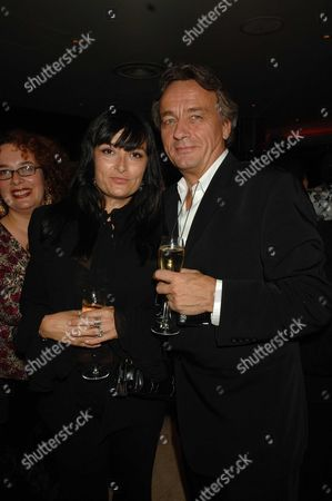 Harpers & Moet Restaurant Awards 2005 at Floridita Wardour Street London & Dallas Smith