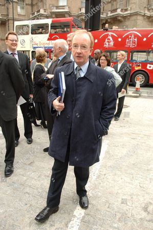Opening of the New Bbc Building in Celebration of Her 80th Birthday and the 80th Anniversary of the Bbc Charter Nicholas Witchell
