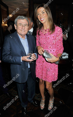 Stock Picture of 80th Birthday at '34' South Audley Street Mayfair Sol Kerzner and Heather Kerzner