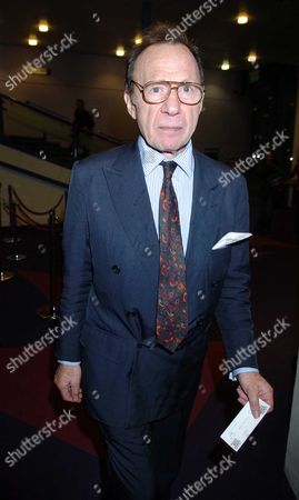 The Times London Film Festival Screening of Drum at the National Film Theatre Anthony Haden-guest
