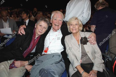The 2006 Labour Party Conference at G-mex Center Manchester Tony Blairs Final Speech As Prime Minister to the Labour Party Conference Tony Booth with His Wife (l) and 1st Wife Cheries Mother (r)