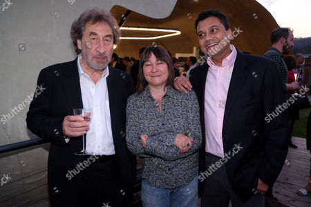 2014 Man Booker Prize Short List Announced Howard Jacobson J Ali Smith How to Be Both & Neel Mukherjee the Lives of Others at A Reception at the Serpentine Galley