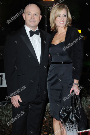 Military Awards (millies) at the Imperial War Museum Ross Kemp with His Girlfriend Renee O'brien