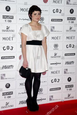 Moet British Independent Film Awards at Old Billingsgate Market Yasmin Paige