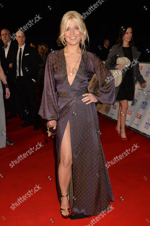 National Television Awards Arrivals at the O2 Rachel Wilde