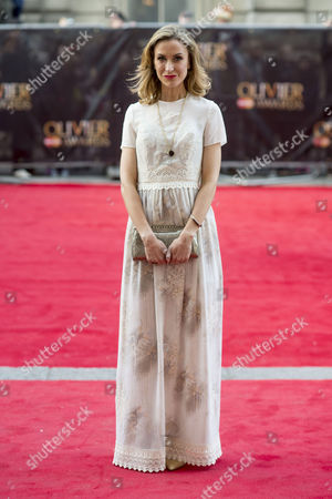 Editorial photo of Olivier Theatre Awards 2015 - 12 Apr 2015