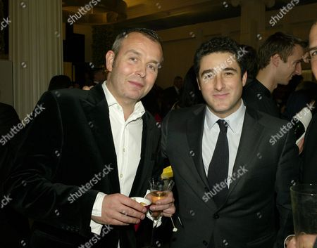 Opening Party For 'The Wonder Room' at Selfridges Oxford Street Piers Adam and Luca Del Bono