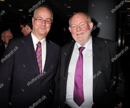 Paddy Power Political Book Awards at the Bfi Imax Cinema Waterloo London Iain Dale & Charles Clarke